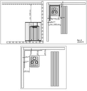 Схема установки Harvia 20 pro