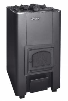 Дровяная печь Harvia 50 Pro