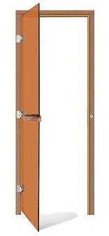Двери Sawo для сауны