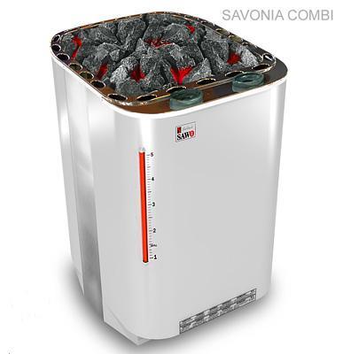 Электрическая печь SAWO SAVONIA COMBI SAVC-120 N-Z