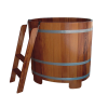 Купель для сауны и бани Blumenberg 100 x 72 (100/7)