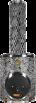 Дровяная печь Mini IKI Plus со стальной дверцей