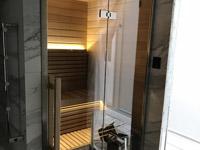 Строительство маленькой сауна в Московской квартире
