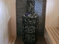 Баня с печью Harvia 300 Duo