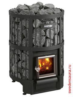 Дровяная печь Harvia Legend 240 - фото, описание, отзывы.