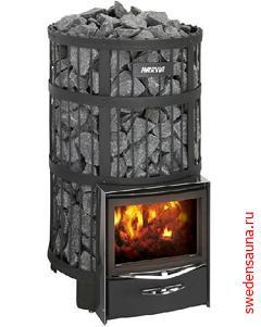 Дровяная печь Harvia Legend 300 - фото, описание, отзывы.