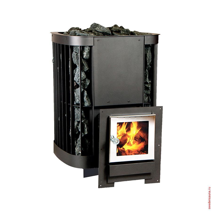 Дровяная печь Kastor SAGA 20 JK - фото, описание, отзывы.