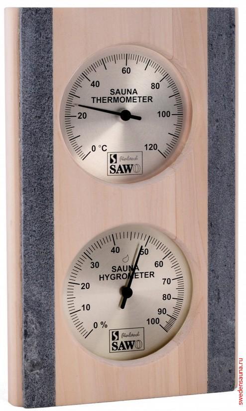 SAWO Термогигрометр 283-THRP - фото, описание, отзывы.