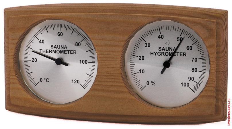 SAWO Термогигрометр 271-THD - фото, описание, отзывы.