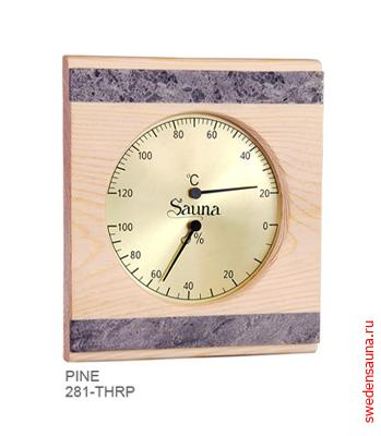 SAWO Термогигрометр 281-ТНRD  - фото, описание, отзывы.