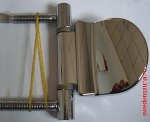 Harvia петля для двери - фото, описание, отзывы.