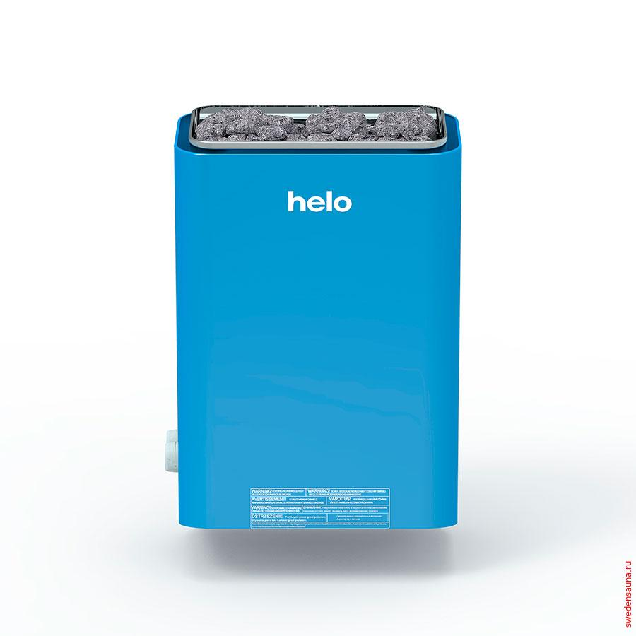 Электрическая печь Helo Vienna 45 STS Blue - фото, описание, отзывы.