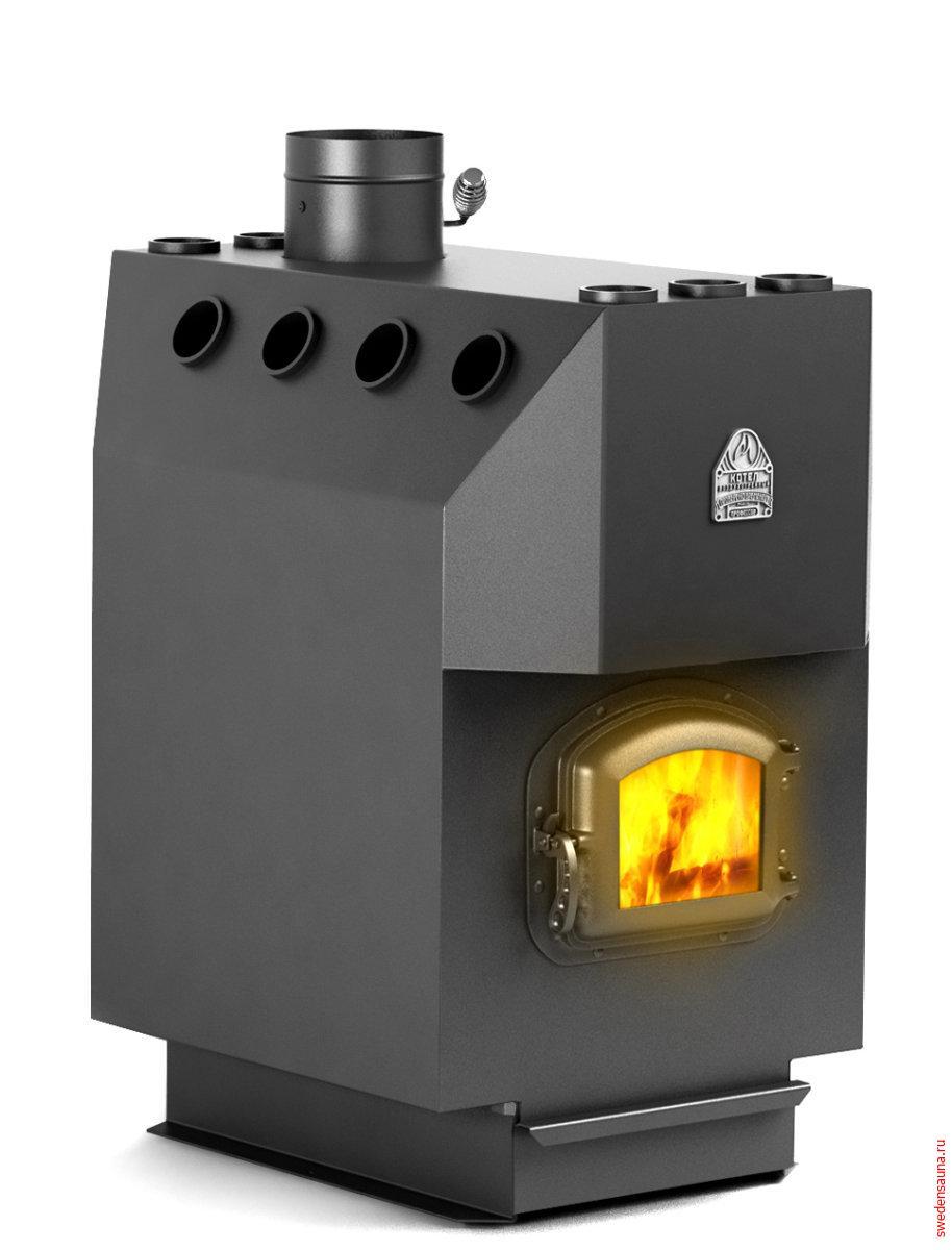 Отопительная печь Термофор Профессор уголь - фото, описание, отзывы.