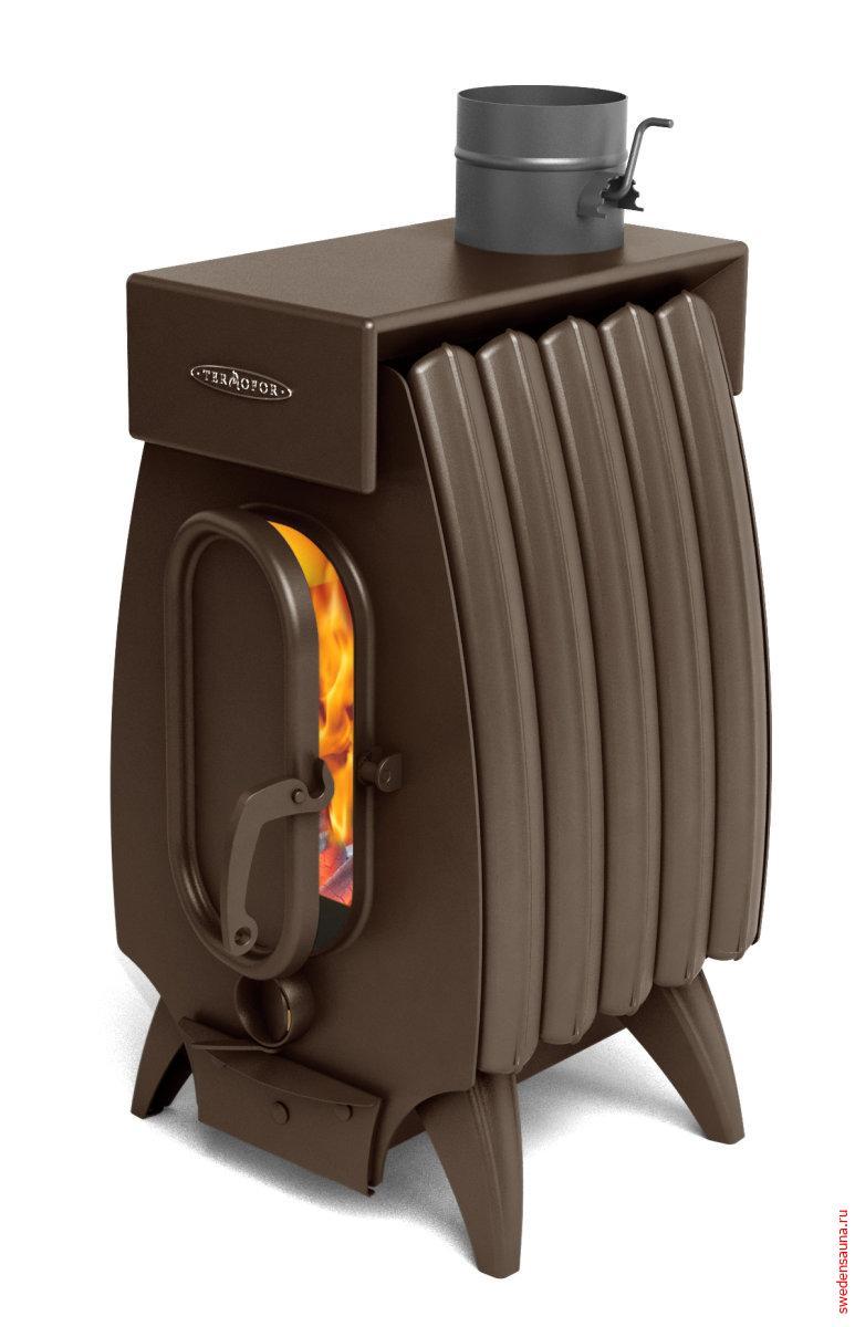 Отопительная печь Термофор Огонь-батарея 5 Лайт - фото, описание, отзывы.