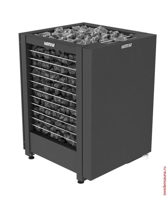 Электрическая печь Harvia Combi Modulo MD160GSA Black - фото, описание, отзывы.