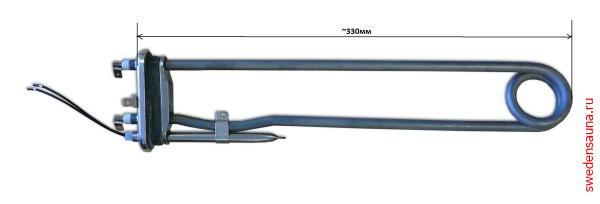 Тэн для парогенераторов Helo SEPD 115 3500 Вт/230 В - фото, описание, отзывы.