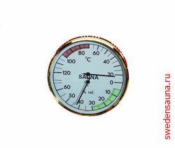 Термогигрометр комби EOS 100 - фото, описание, отзывы.