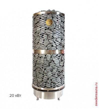 Электрическая печь IKI Pillar 20 кВт - фото, описание, отзывы.