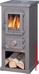 Печь-камин ABX Lappi - фото, описание, отзывы.