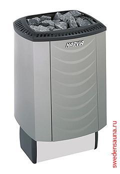 Электрическая печь Harvia Sound M60E Platinum - фото, описание, отзывы.