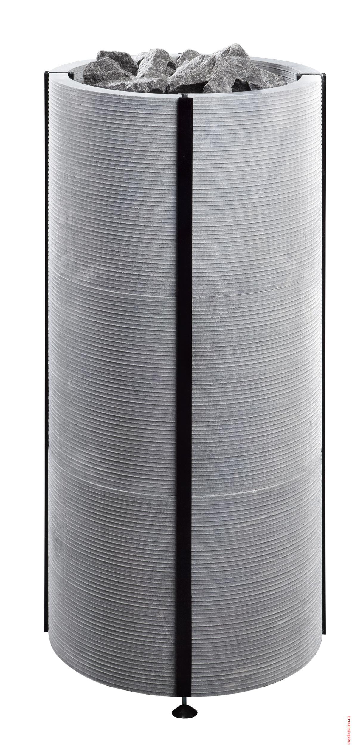 Печь для сауны Tulikivi Naava 6,8кВт  - фото, описание, отзывы.