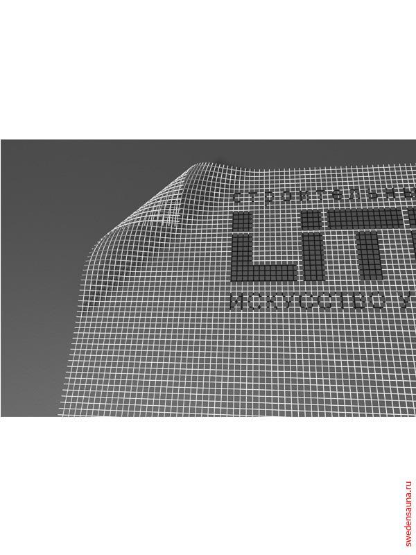 Сетка Litokol стеклотканевая фасадная 165 гр/м2 - фото, описание, отзывы.