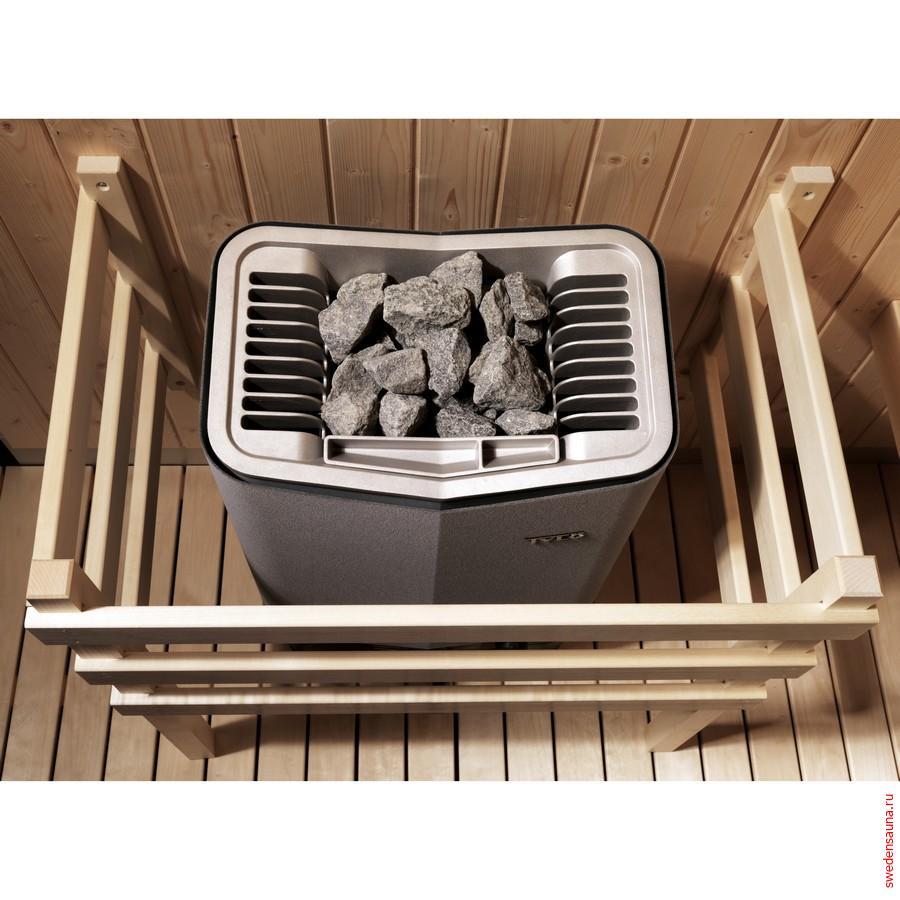 Пристенное ограждение для нагревателя 6-8 кВт - фото, описание, отзывы.