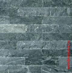 Декор (Рваный камень) 0.5м 2 Талькомагнезит (со скидкой) - фото, описание, отзывы.