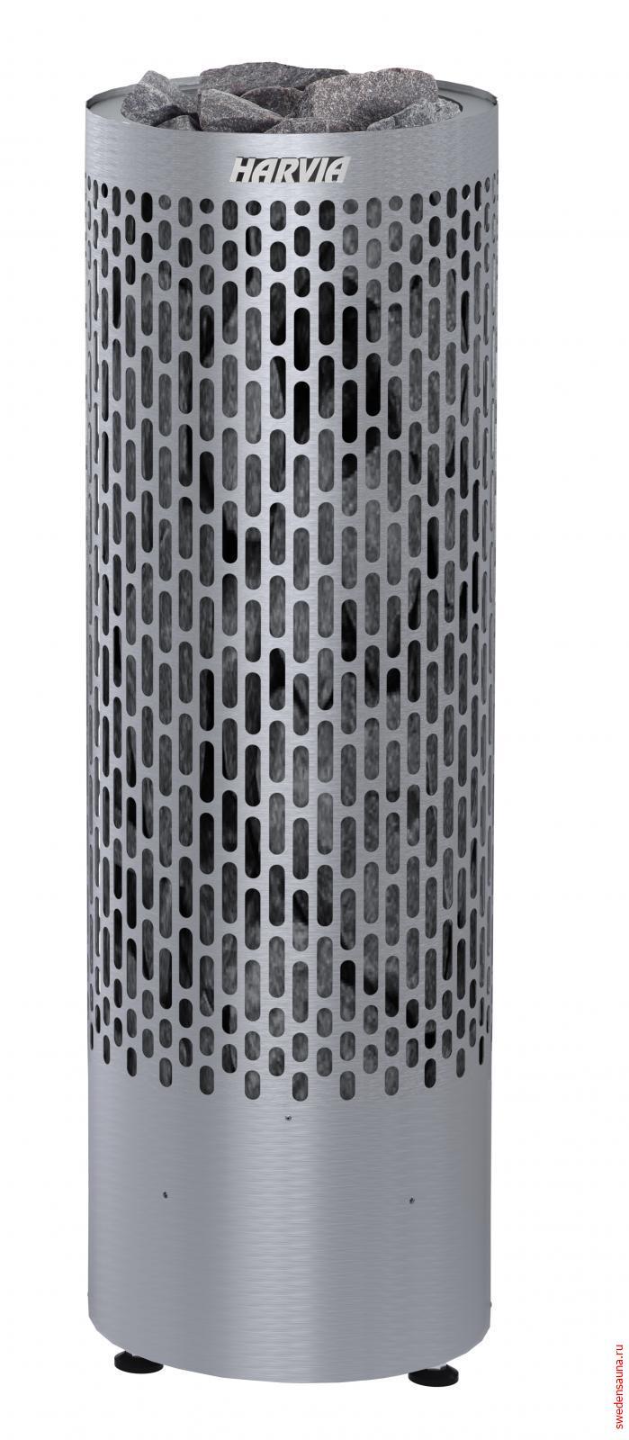 Электрическая печь Harvia Cilindro Plus PP90E - фото, описание, отзывы.