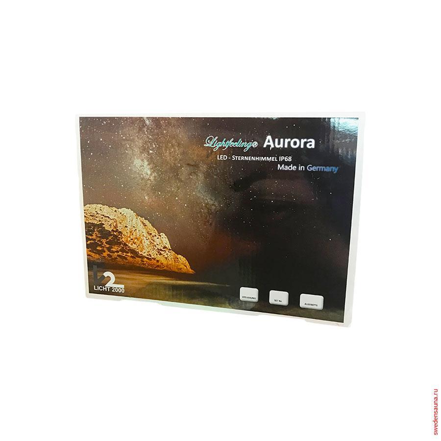 Звездное небо Licht-2000 Aurora 65 кристаллов - фото, описание, отзывы.