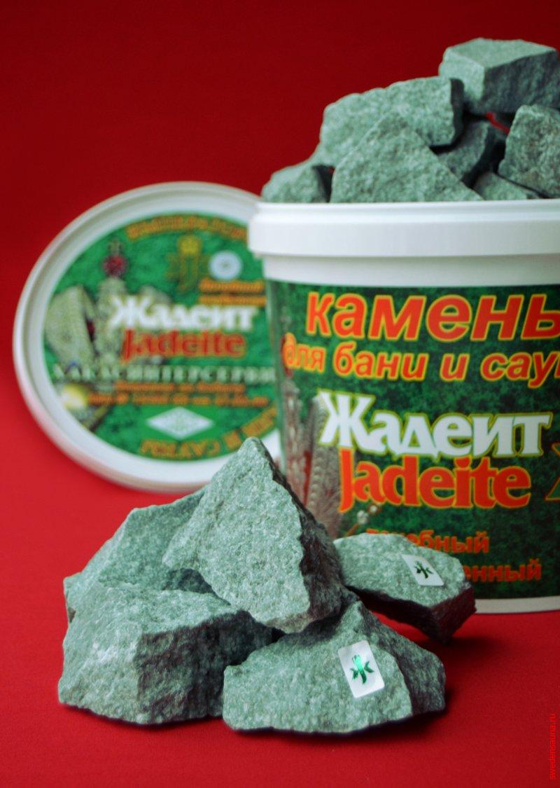 Камень жадеит, (Хакасинтерсервис или ИП Галахов), средний, колотый, 20 кг - фото, описание, отзывы.