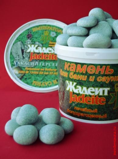 Камень жадеит, (Хакасинтерсервис или ИП Галахов), средний, обвалованный, 5 кг - фото, описание, отзывы.