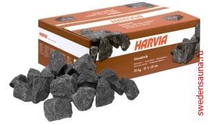Камни Harvia (габбро-диабаз, 20 кг) - фото, описание, отзывы.
